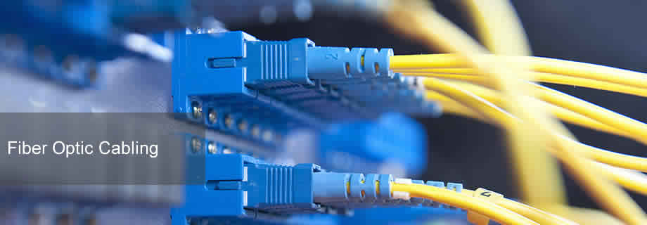 Image result for Structured Cabling and Fibre Optics Solution banner